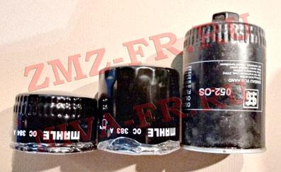 фильтр масляный змз 406