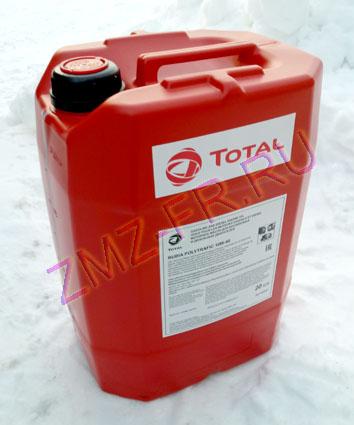 масло для коммерческой техники Polytrafic 10w-40