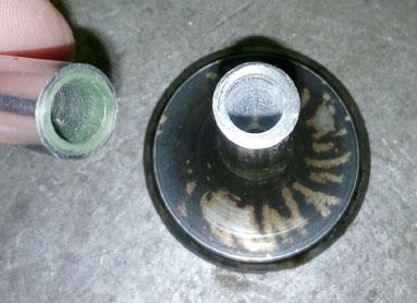 разрез клапана зил 130